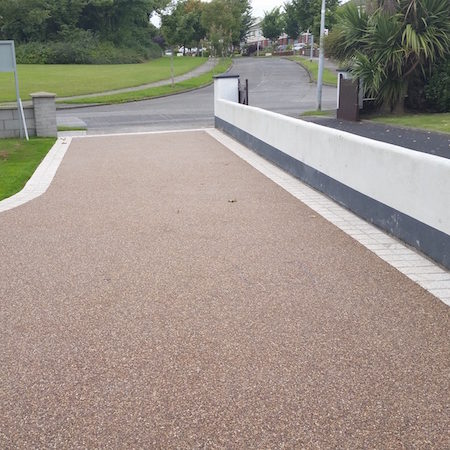 Another addition for our burgeoning resin driveways in Bristol portfolio