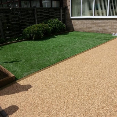 JD Resin Driveways specialise in Resin Driveways
