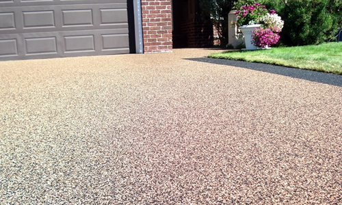 Image shows another example of the high quality our customers have come to expect from our team when it comes to installing resin driveways in Bristol
