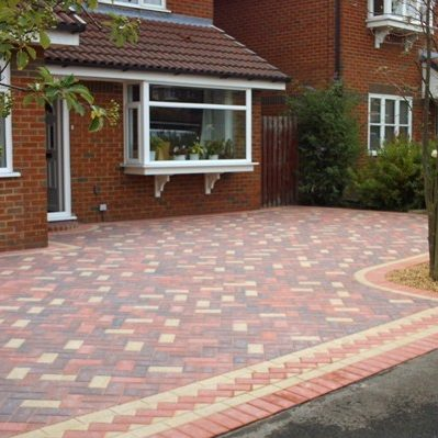 JD Resin Driveways specialise in block paving