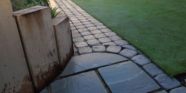 Image shows another example of the high quality our customers have come to expect from our team when it comes to installing block paving in Bristol