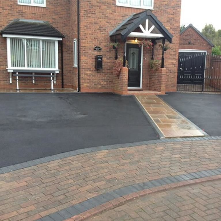 Another addition for our burgeoning tarmac driveways in Bristol portfolio